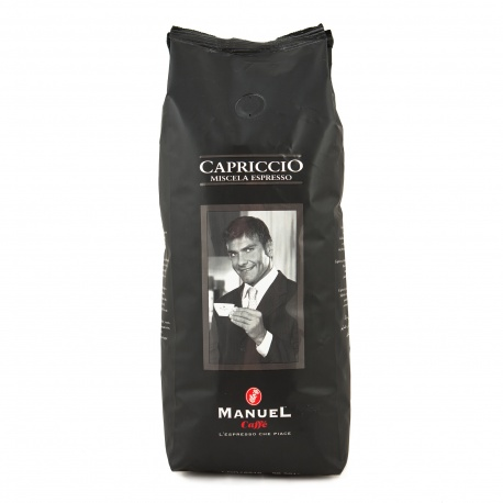 Kawa ziarnista Manuel Caffé Capriccio, 500g