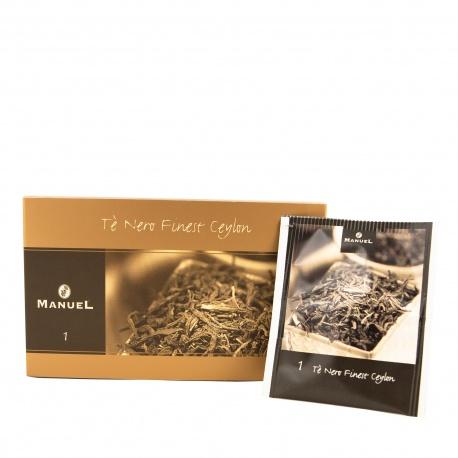 Herbata w saszetkach Manuel Caffé Ceylon, 20 szt.