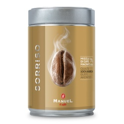 Kawa mielona Manuel Caffé Sorriso, 250g