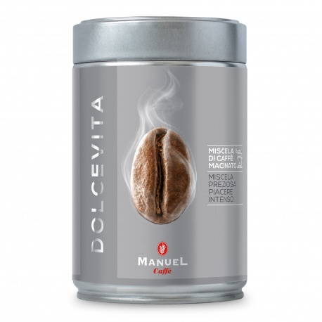 Kawa mielona Manuel Caffé Dolce Vita, 250g