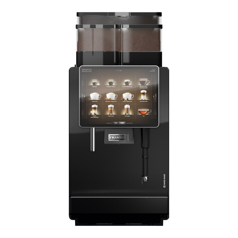 Franke Coffee Systems automatic professional coffee machines ...