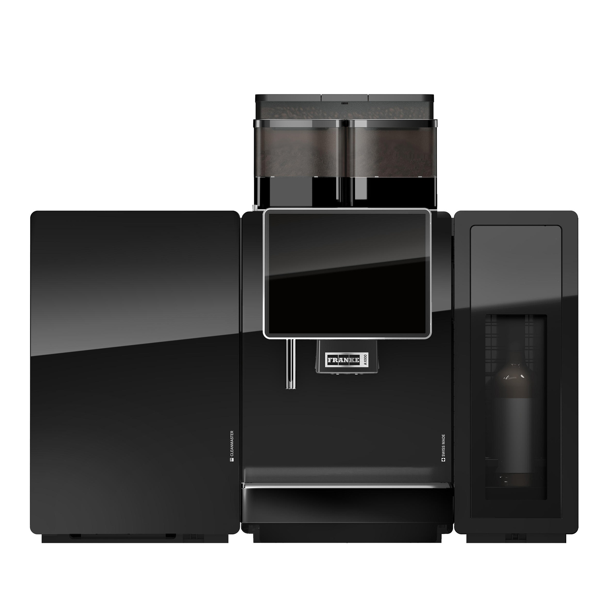 fully automatic professional coffee machine franke a1000. Black Bedroom Furniture Sets. Home Design Ideas