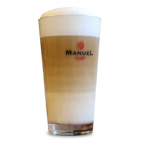 Zestaw szklanek do Latte Macchiato, 6 szt.