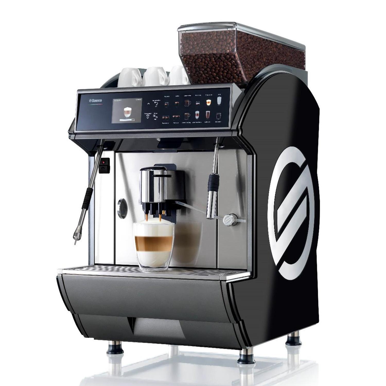 ekspres do kawy automatyczny ci nieniowy na kaw ziarnist saeco idea restyle cappuccino. Black Bedroom Furniture Sets. Home Design Ideas