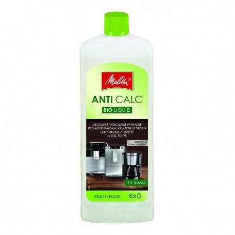 Płyn odkamieniający do ekspresów Melitta Anti Calc Bio Liquid, 250 ml