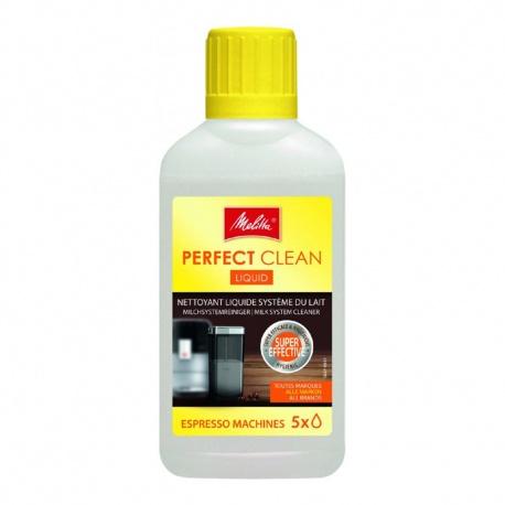 Płyn do czyszczenia układów mlecznych Melitta Perfect Clean, 250 ml