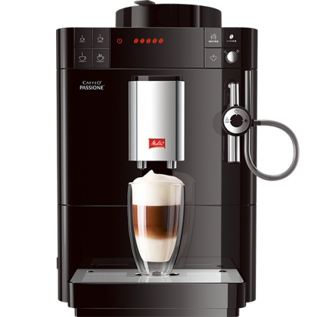 Ekspres Melitta Caffeo Passione F53-102 Black