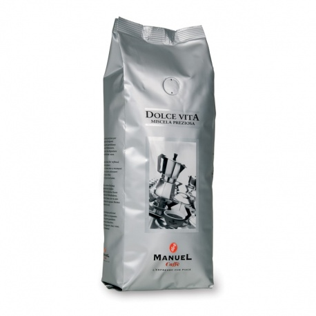 Kawa mielona Manuel Caffé Dolce Vita, 500g
